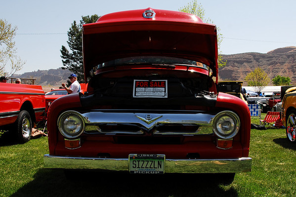Moab Car Show JamesHochPhotography - Moab utah car show