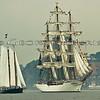 Opsail 2012 New York<br /> American 2.0<br /> Cisne Branco