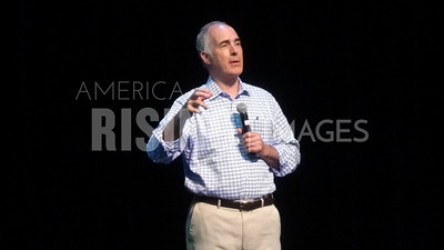 Bob Casey At Town Hall In Lancaster, PA