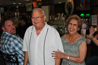 8/14/16 Bob Hanna's 80th Birthday Celebration