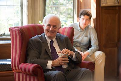 Bob Levey visits Taft