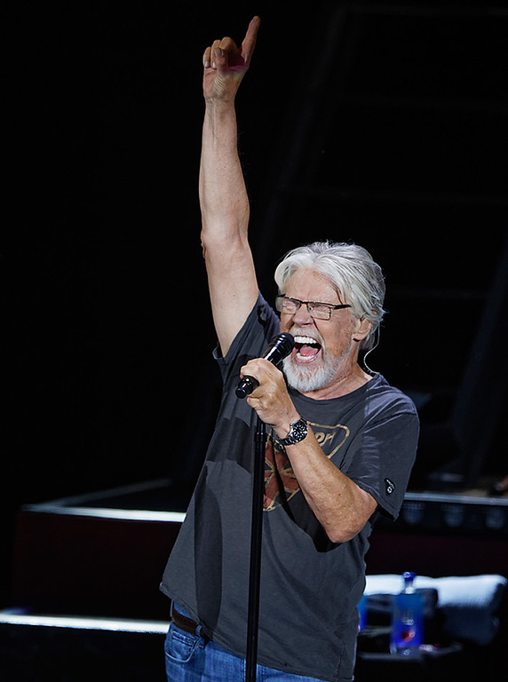. Bob Seger & The Silver Bullet Band live at DTE Music Theatre  on 9-9-2017. Photo credit: Ken Settle