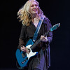 Nancy Wilson live at The Palace of Auburn Hills  on 9-23-2017. Photo credit: Ken Settle
