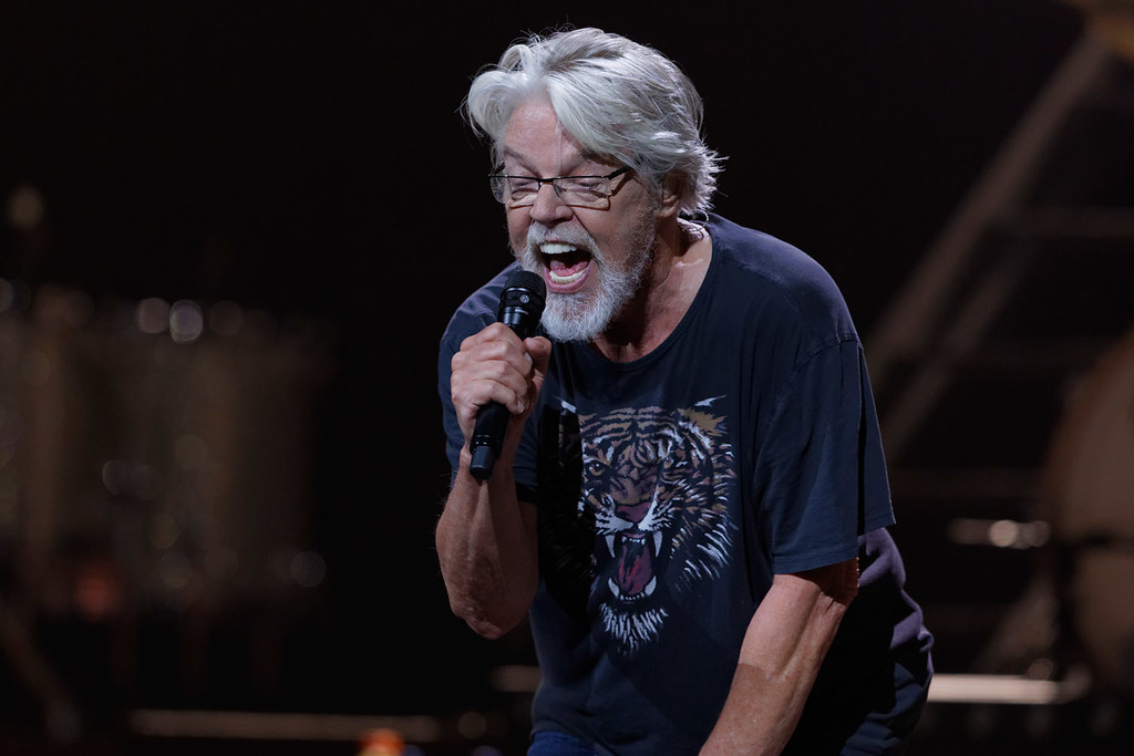 . Bob Seger & The Silver Bullet Band live at The Palace of Auburn Hills  on 9-23-2017. Photo credit: Ken Settle