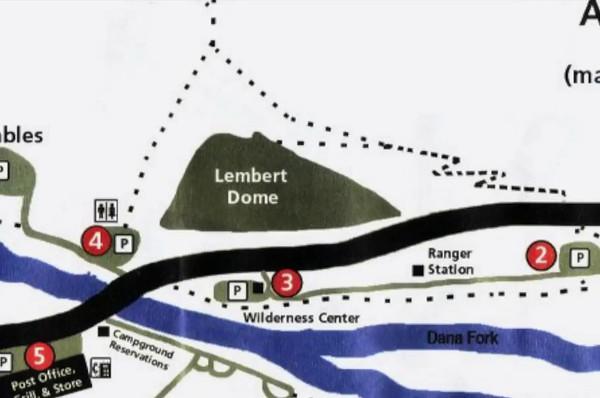 TM Lembert Dome and Twin Bridges 8-28-13