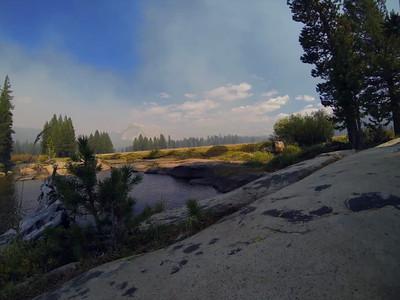 Tuolumne Meadows - Smoke TL 8-30-13