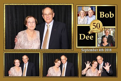 Bob and Dee's 50th