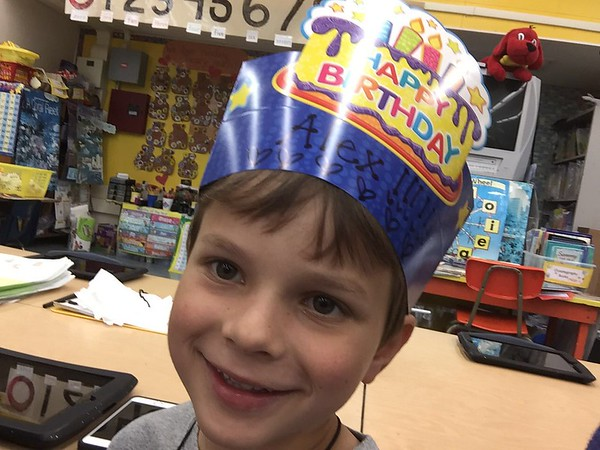 Alex's 6th birthday! More photos on his page!