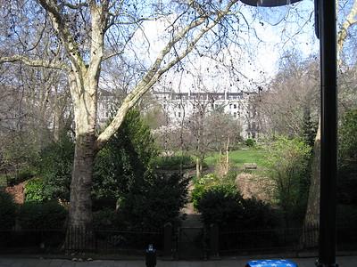 Garden (Stanhope Garden- name of our unit)