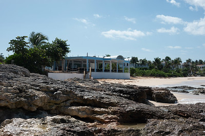 Mango's Restaurant- on beach where we ate Monday night