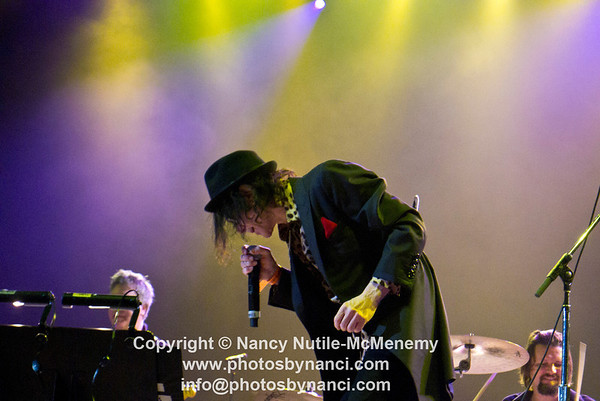 Peter Wolf and the Midnight Travelers opened for Bob Seger and The Silver Bullet Band DCU Center, Worcester MA Nov 29, 2011 Copyright ©2011 Nancy Nutile-McMenemy www.photosbynanci.com More images: http://www.photosbynanci.com/peterwolf.html