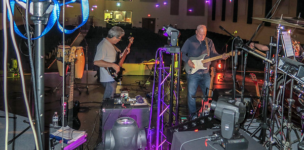 12/10/16 Rehearsal and Run Through Pink Floyd A Tribute West Boca show