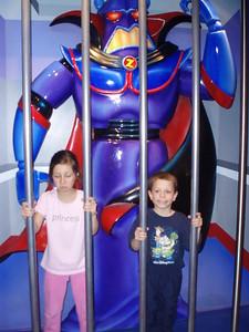 Disney April 2007