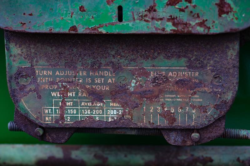 Tractor Data