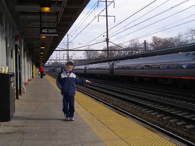Jason's NY Trip