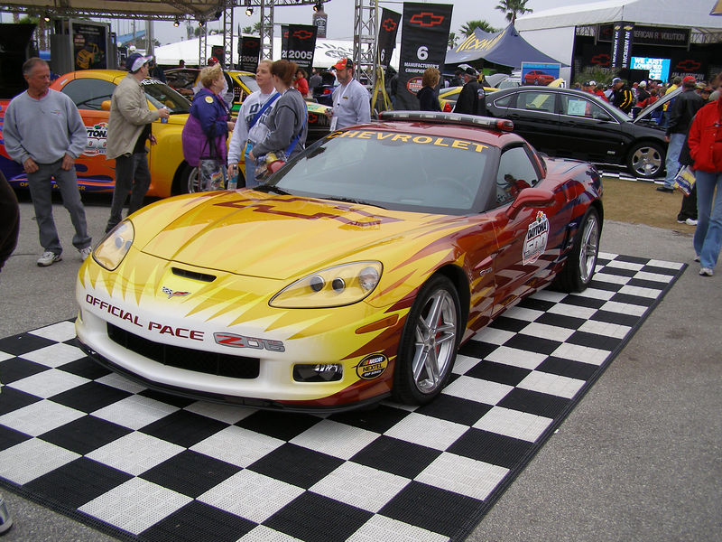 2006 Corvette Z06 Daytona 500 Pace Car