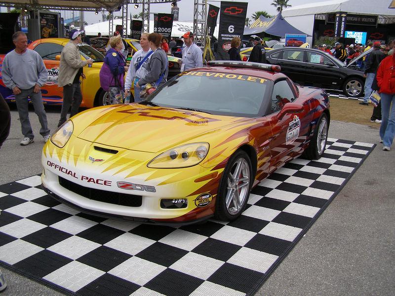 2006 Corvette Z06 Daytona 500 Pace Car