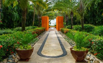 Entrance to Real del Mar Club