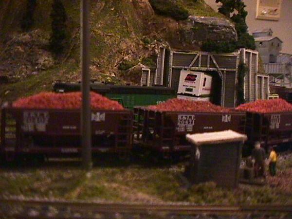 HO Train Setup (2001)