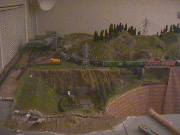 HO Train Setup (2001)