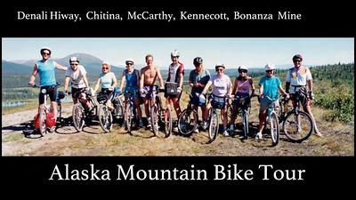 Alaska Mountain Bike tour - denali Highway, Kennecott, Bonanza Mine