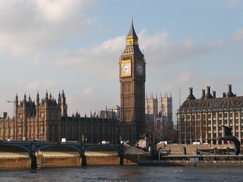 London - Big Ben / Parliment