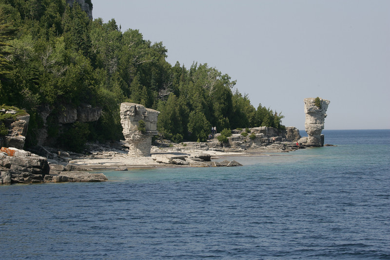 Flowerpot Island -- Georgian Bay, ON