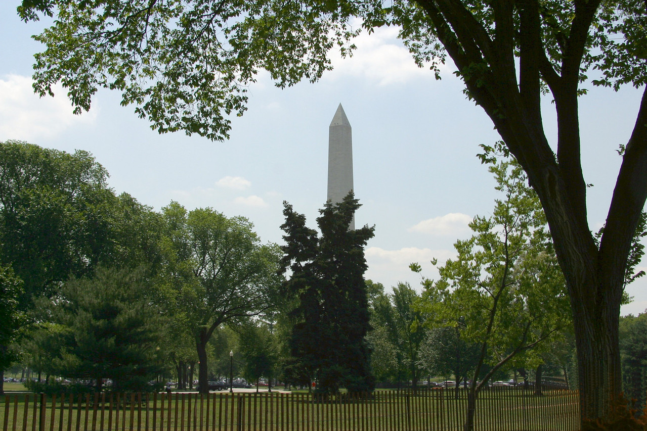 Washington Monument -- National Mall, Washington, DC
