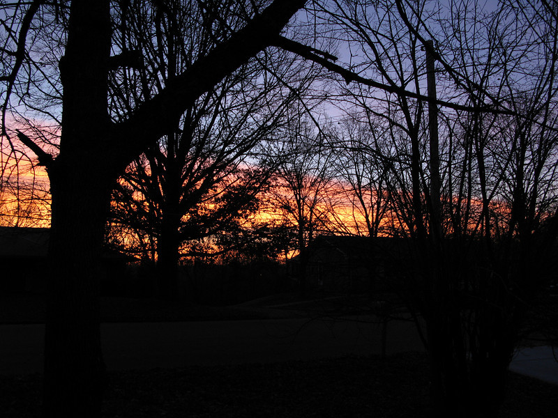 Jefferson City, MO Sunrise