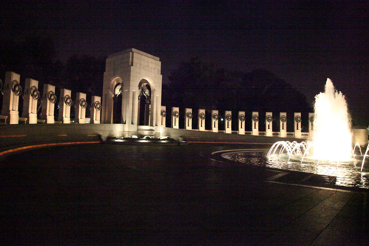 World War II Monument -- National Mall, Washington, DC