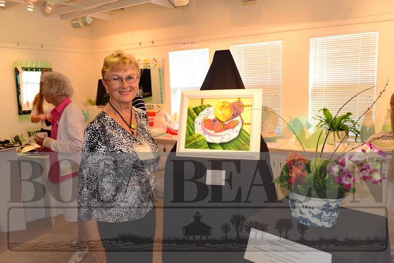 Boca Grande Art Alliance Spring Show, 2014