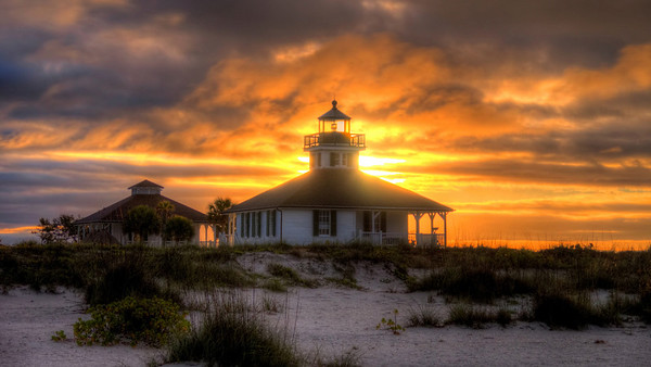 Boca Grande Lighthouse, FL