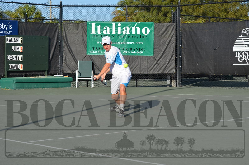 Gasparilla Island tennis tournaments of 2018