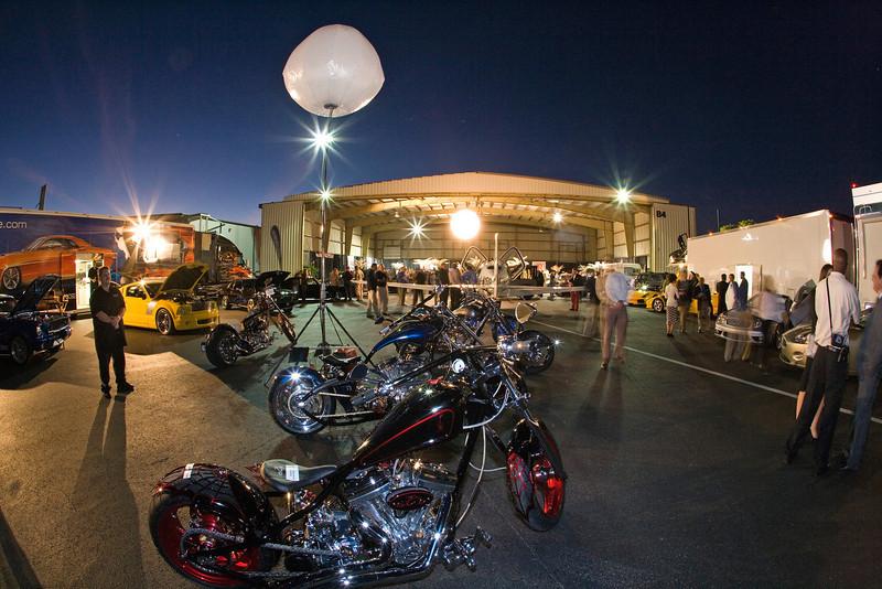 2007 Boca Raton Concours at the Boca Airport