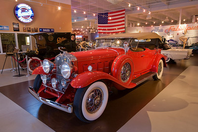 Dauer Museum of Classic Cars