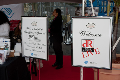 The duPont Registry Live! Hanger Party
