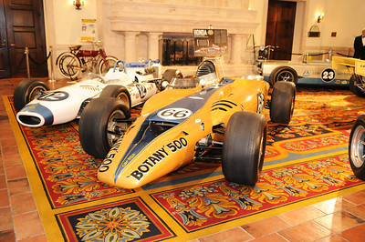 5th Annual Concours d' Elegance Gala honoring Wayne Huizenga with Jay Leno