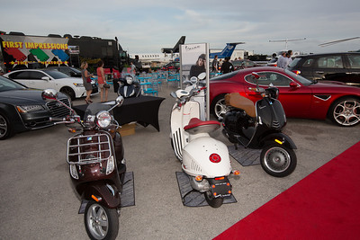 The duPont Registry Live! Hanger Party at 8th Annual Boca Raton Concours d' Elegance