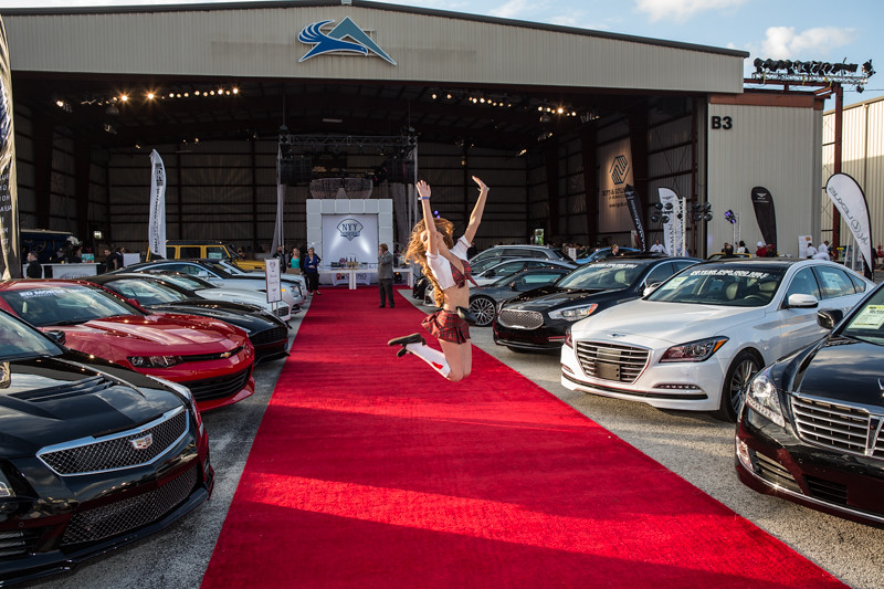 Boys and Girls Clubs of Broward County 10th Annual Boca Raton Concours d'Elegance DuPont Registry Live! Hanger Party