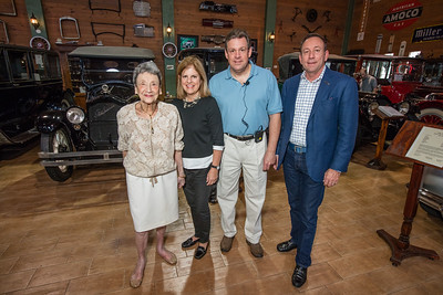Boys and Girls Clubs of Broward County 10th Annual Boca Raton Concours d'Elegance Packard Seminar at Fort Lauderdale Antique Car Museum with Ralph Marano