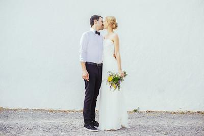 Boda Kristina + Andres