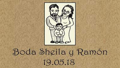 Boda Sheila y Ramón