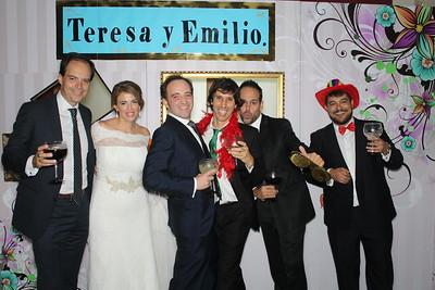 Boda Teresa y Emilio  05-12-2015