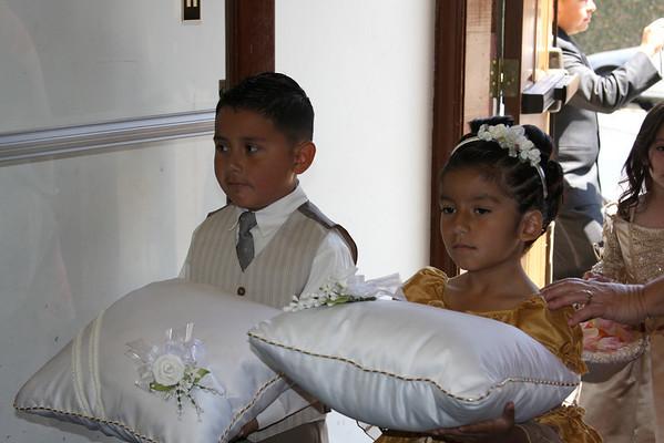 Boda de Anna y Darío 5/2008