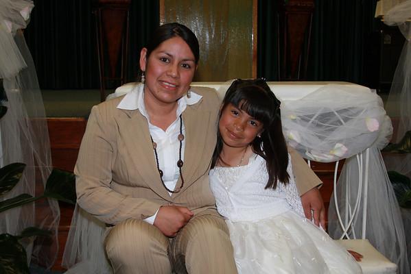 Boda de Guadalupe y Rafael Aguirre 3/2009
