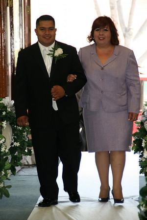 Boda de Wanda y Vicente 4-4-09