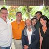 Acir, Nelson, Beba, Marcia, Ricardo e Ana Paula