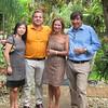Marcia, Nelson, Fatima & Bruno
