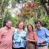 Fabio, Hely, Fatima e Bruno