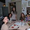 Andrea, Alexia, Simone, Duda & Julia